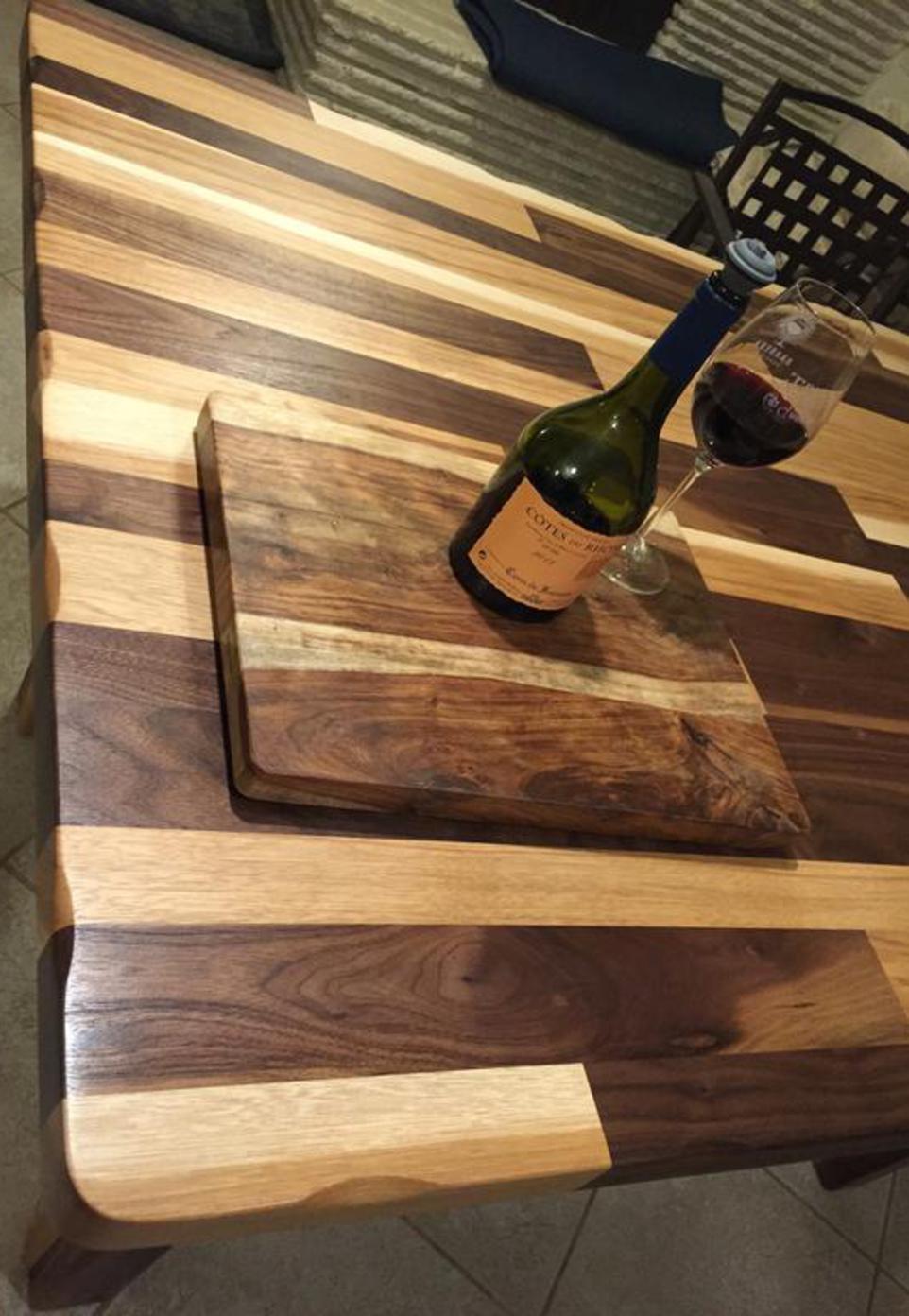 Other custom creations for Custom wine bar
